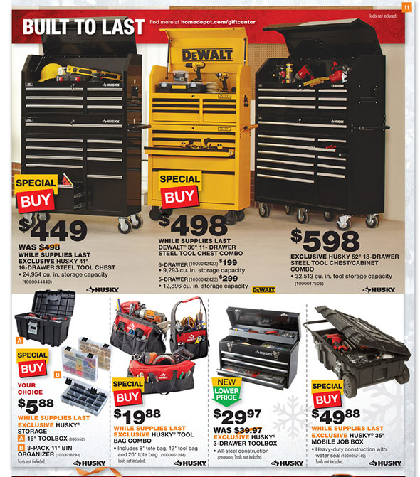 Home Depot Black Friday 2014 Page 12