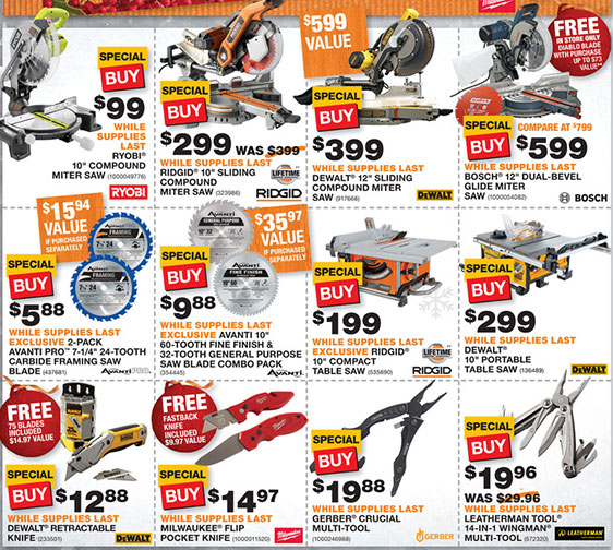 Home Depot Black Friday 2014 Page 3
