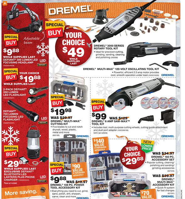 Home Depot Black Friday 2014 Page 6