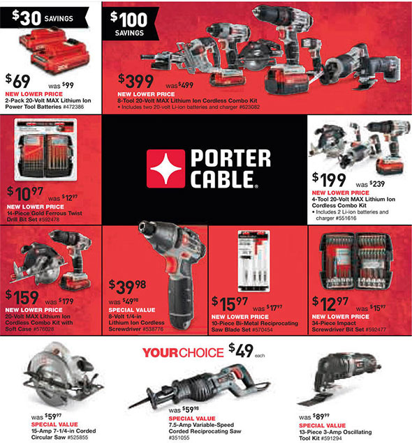 Lowes Black Friday 2014 Tool Deals Page 3