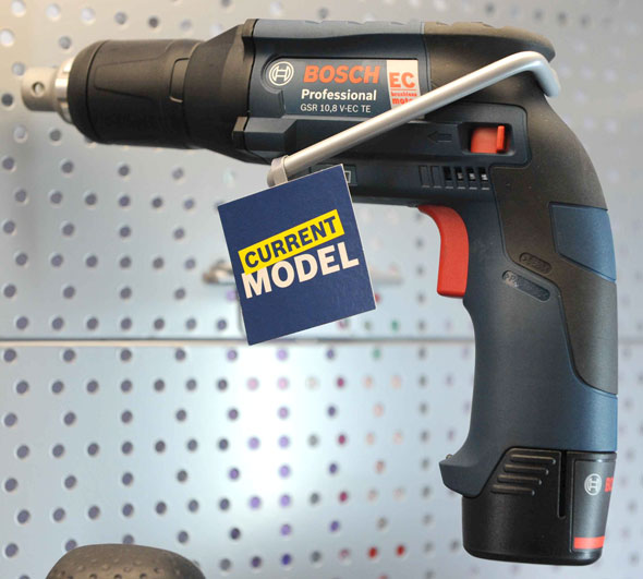 Bosch 12V Compact Brusless Drywall Screwdriver