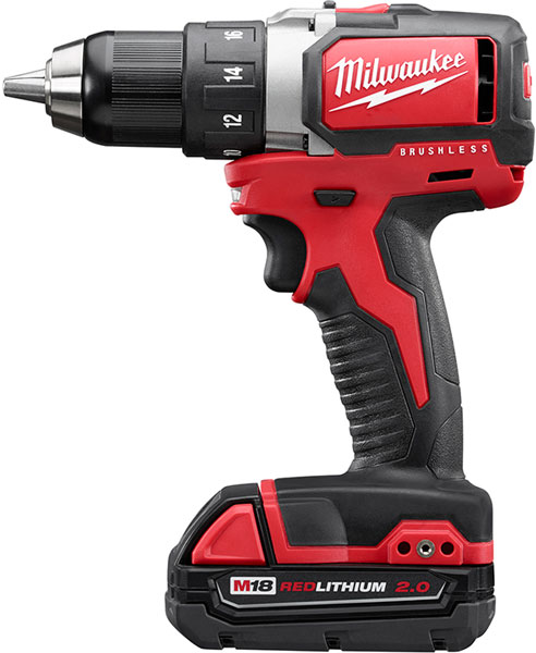 Milwaukee M18 2701-22CT Brushless Drill Driver