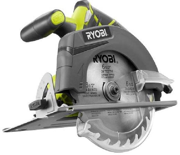 Ryobi 18V Circular Saw P507