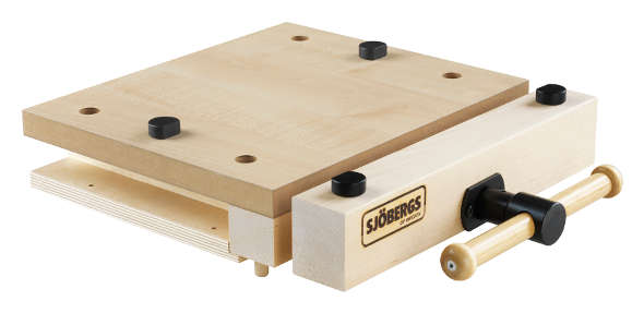 Sjobergs Smart Vise Adds A Portable Worktop And Vise To