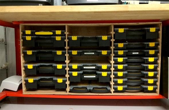 Ken Stanley Organizer Storage Cabinet