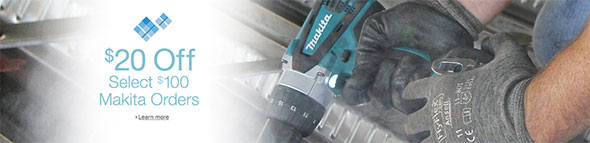 Makita Amazon Fathers Day Promo 2015