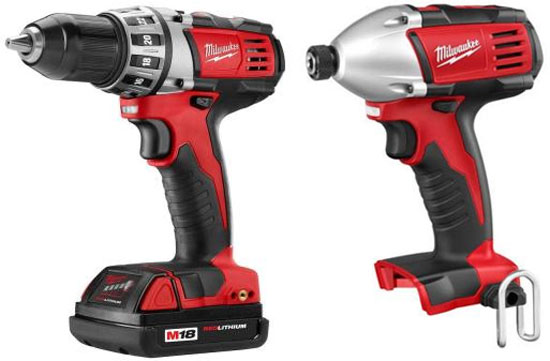 Milwaukee 2691-22 Older Drill and Driver