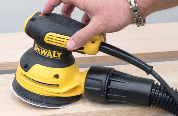 Dewalt Random Orbit Sander New for 2015