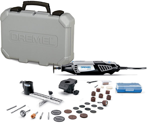 Dremel 4000 30pc Kit Amazon Deal of the Day