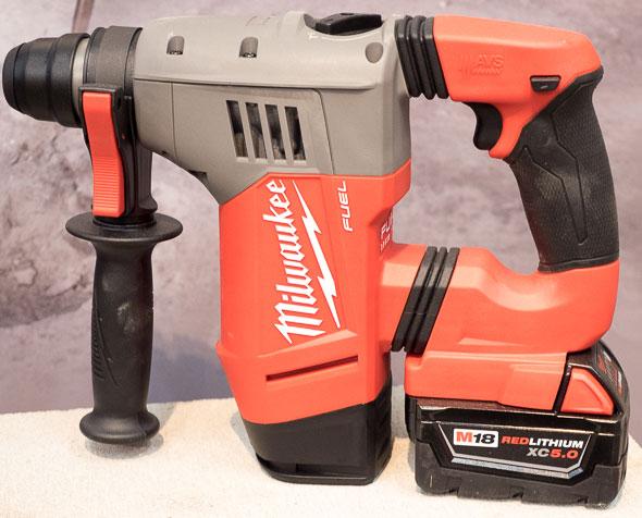Milwaukee 2715 M18 Fuel SDS Plus Rotary Hammer