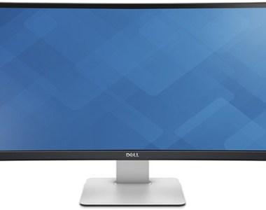 Dell U3415W Curved 34-inch Monitor