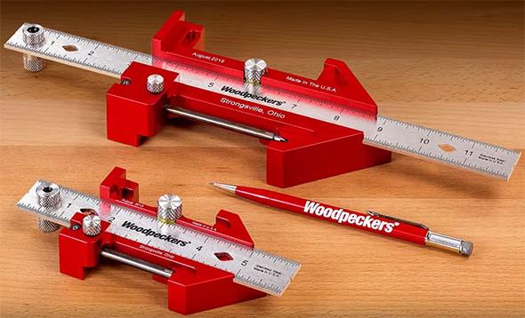 Woodpeckers OddJob Layout Tools