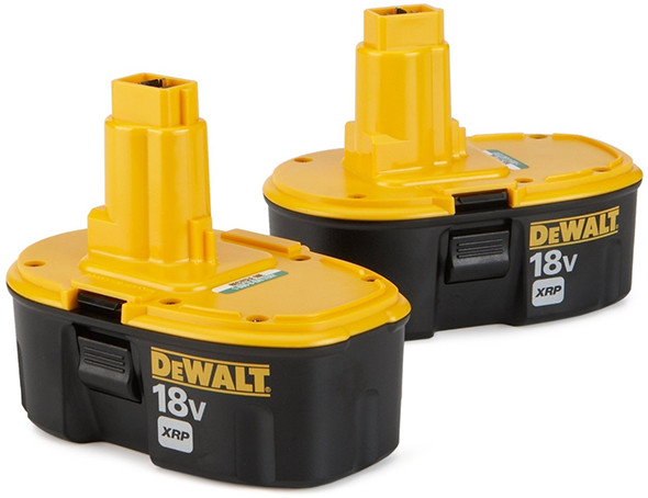 Dewalt 18V XRP NiCad Battery