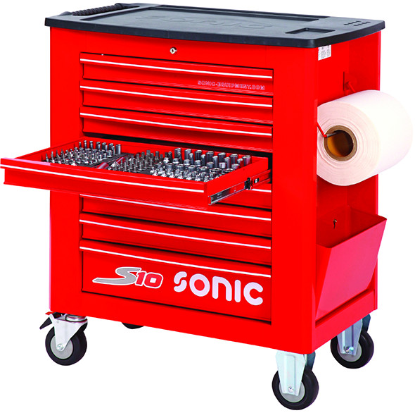 Sonic Tools Roller Tool Cabinet