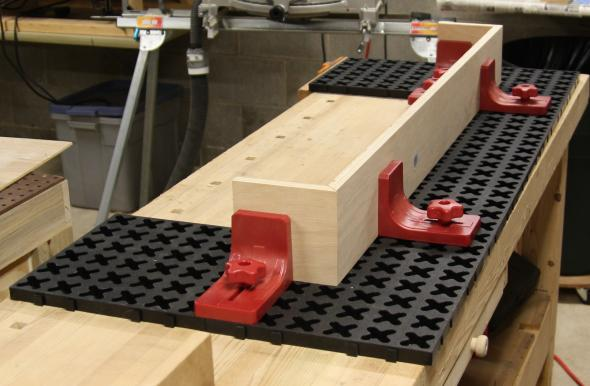 Using the X-Mat System to Assemble the valance box