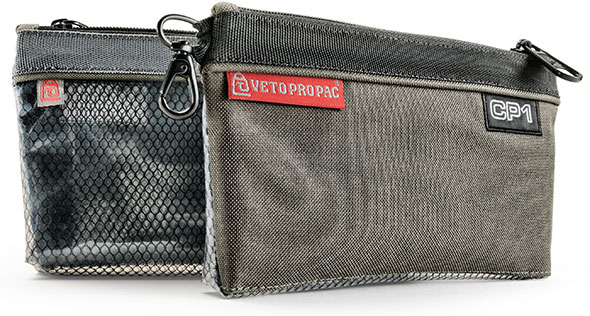 Veto Parts Bag Front and Back