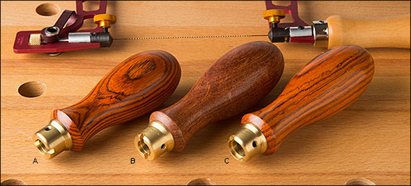 Lee Valley Elkhead Tools Replacement Knew Concepts Fret Saw Wood Handles