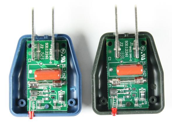 Teardown of Circuit Breaker Detector Transmitters