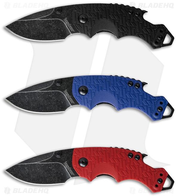 Kershaw 3-Piece Shuffle Knife Set