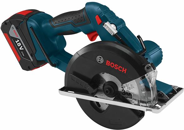 Bosch CSM180 Cordless Metal-Cutting Saw
