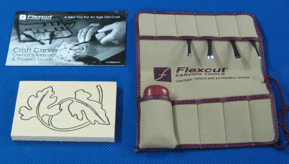Flex Cut Craft Carver Set