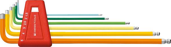 PB Swiss Mini Ballend Hex Key Set