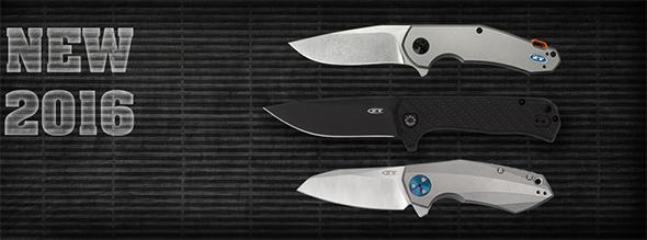 Zero Tolerance New Knives 2016
