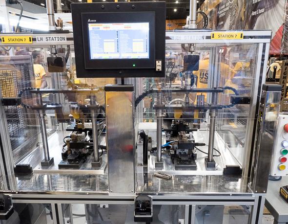 Dewalt 20V Max Brushless Premium Drill USA Assembly Electronic Testing