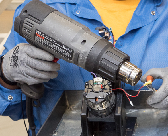 Dewalt 20V Max Brushless Premium Drill USA Assembly Heatshrink