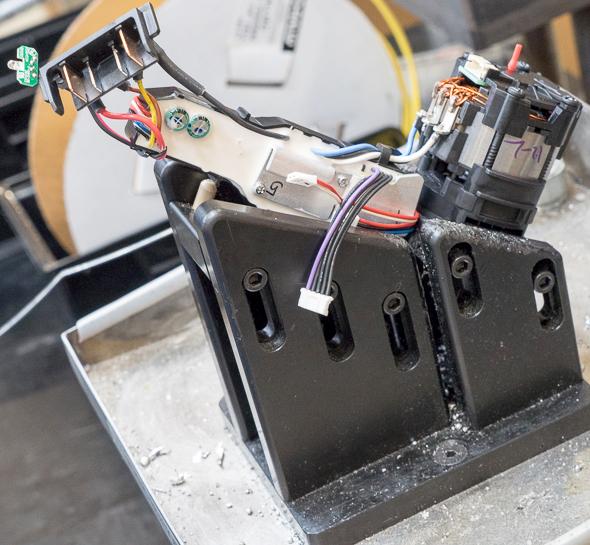 Dewalt 20V Max Brushless Premium Drill USA Assembly Soldering Jig
