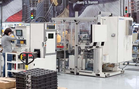 Dewalt USA Factory Automation Equipment