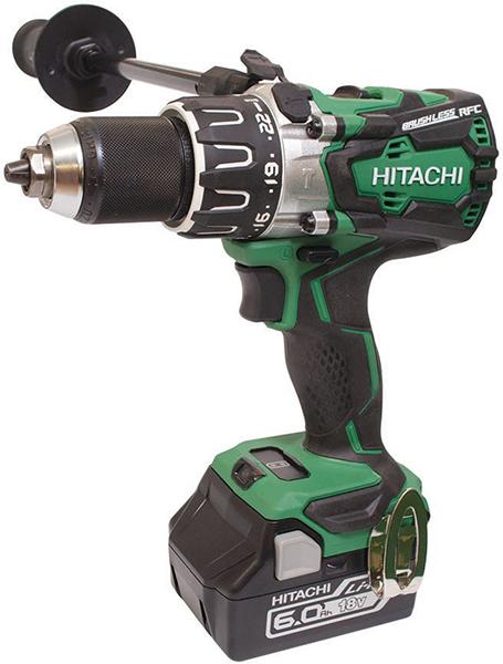 Hitachi DV18DBXL-JX Brushless Hammer Drill