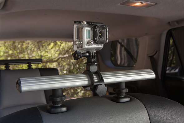 SeatRack with Camera Mount