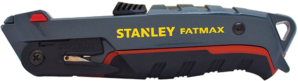 Stanley FatMax Safety Knife Closed