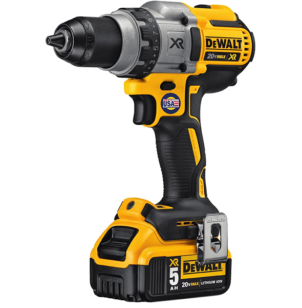 Dewalt DCD991 Premium Brushless 3-Speed Drill