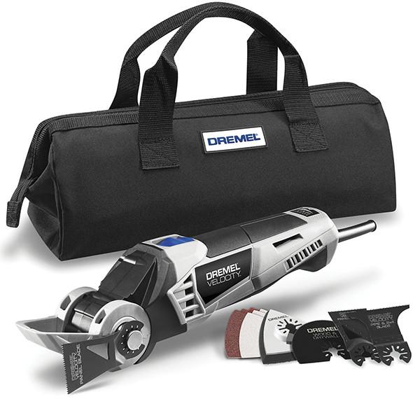 Dremel Velocity Hyper Oscillating Multi-Tool Kit