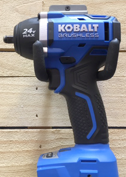 Kobalt 24V Max Brushless Impact Wrench