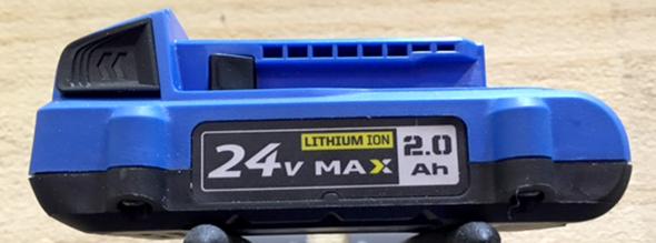 Kobalt 24V Max Compact Battery