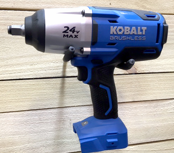 Kobalt 24V Max Heavy Duty Brushless Impact Wrench