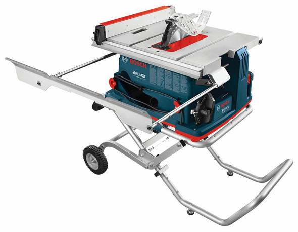 Bosch Reaxx Table Saw Manual