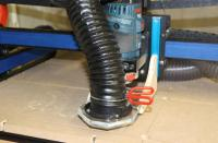 EZ Release Hose Clamps for Dust Collection Systems