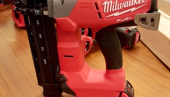 hands on here are some things i learned about milwaukees cordless nailers