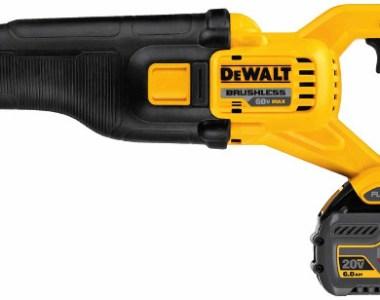 Dewalt DCS388T1 FlexVolt 60V Max Recip Saw