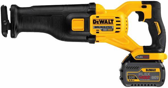 Dewalt DCS388T1 FlexVolt 60V Max Recip Saw