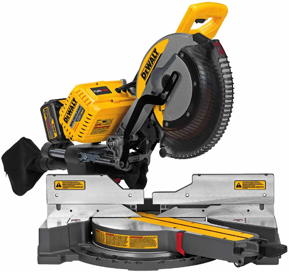 Dewalt DHS790T2 FlexVolt 120V Compound Sliding Miter Saw