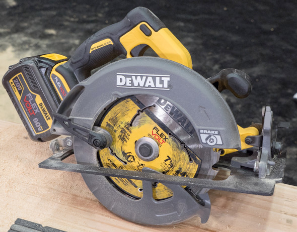 Porter Cable Left Handed Circular Saw