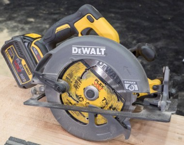 Dewalt FlexVolt Brushless Circular Saw