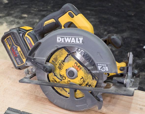 Dewalt FlexVolt Brushless Circular Saw