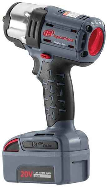 Ingersoll Rand W5132 Compact 20V Impact Wrench Rear Angle