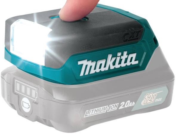 Makita ML103 12V light with battery 1